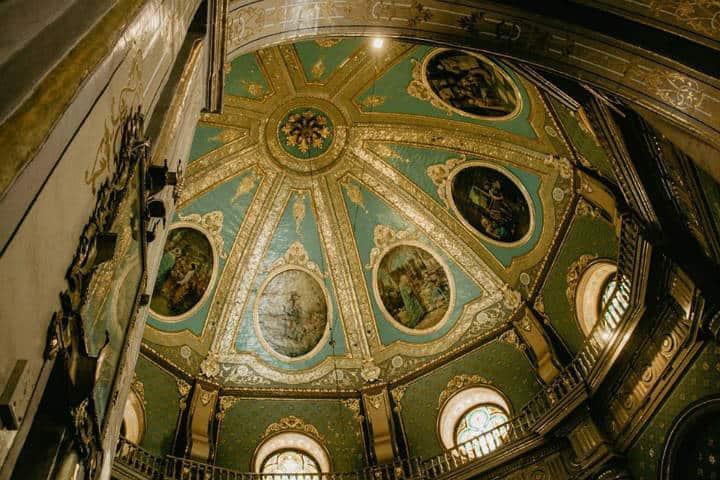 Iglesia del Señor del Salitre. Foto Aldo David Jiménez