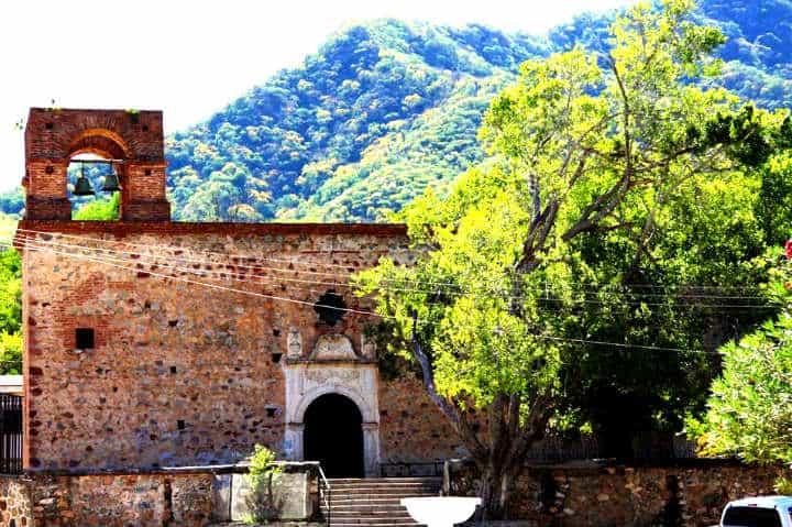 La Aduana, un pueblo Foto Alamos en linea