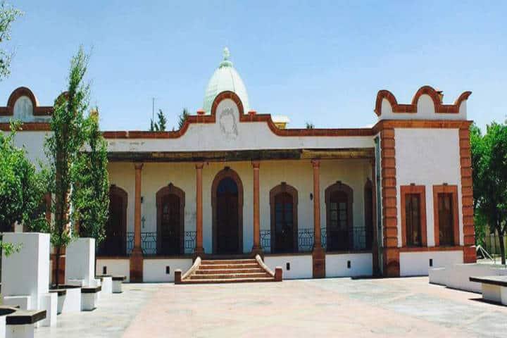 Museo Ex Hacienda el Sauz. Foto La Ventana Digital
