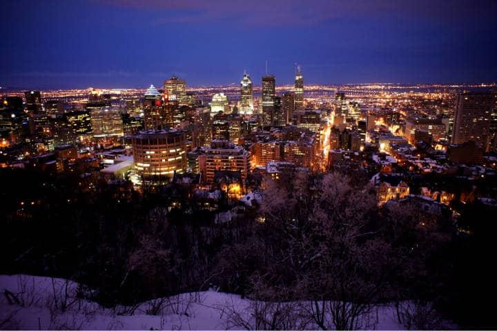 Otoño en Canadá Foto Barnyz