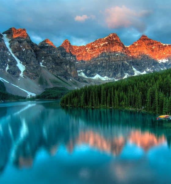 Alberta, máximas experiencias con naturaleza virgen Foto. Pixabay