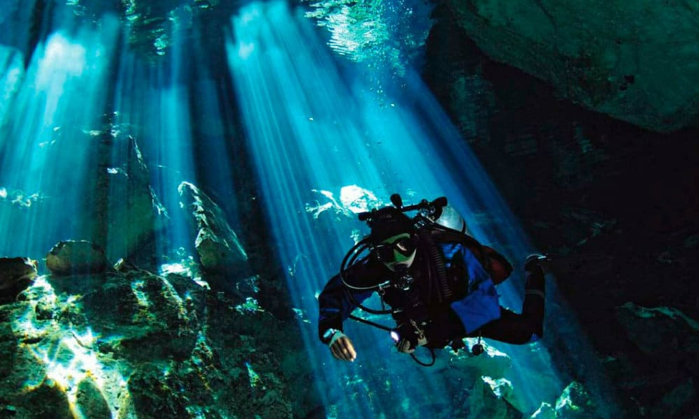 4 destinos para realizar turismo subterráneo en México Foto. Pixabay