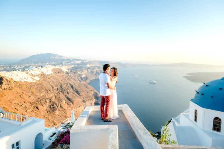 Resorts más románticos del planeta Foto Bodanovia