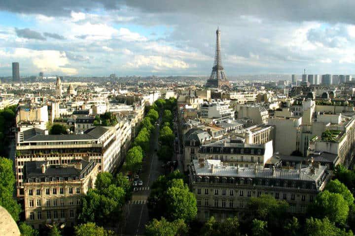 Resorts más románticos del planeta Foto Francia