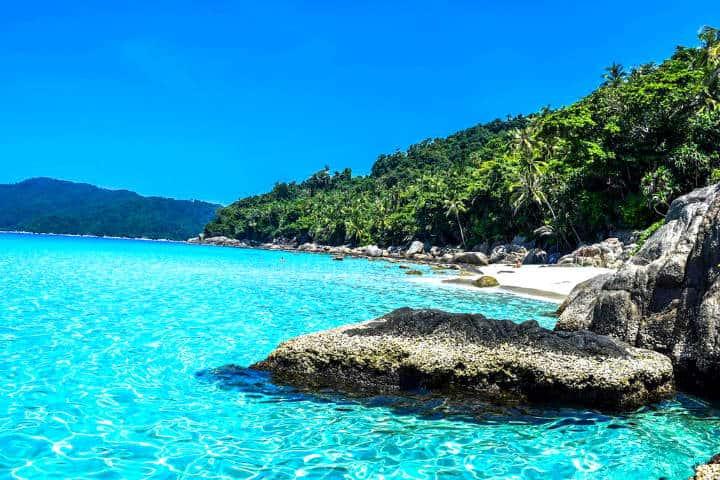 Resorts más románticos del planeta Foto Jones around the world