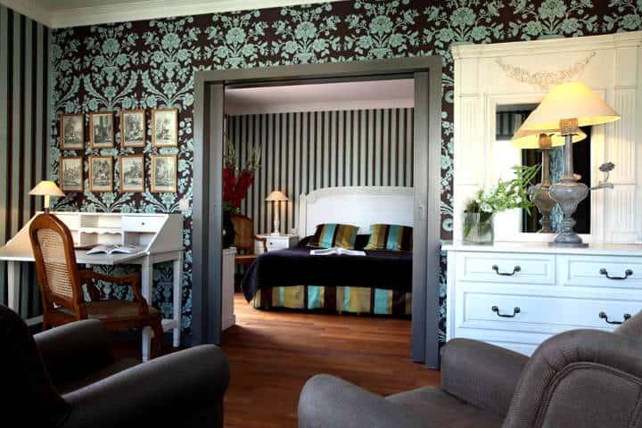 Resorts más románticos del planeta Foto Les Etangs de Corot