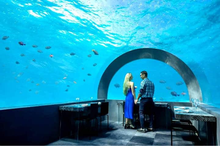 Resorts más románticos del planeta Foto Maldives Magazine