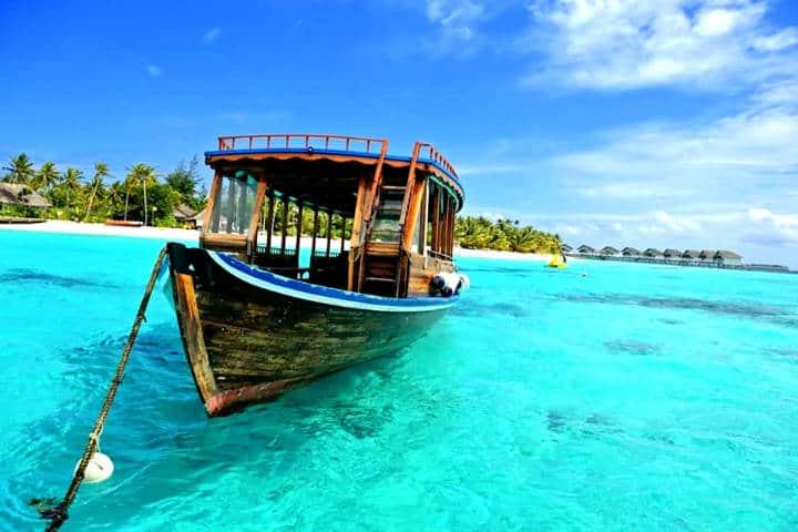 Resorts más románticos del planeta Foto Malvidas