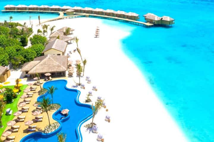 Resorts más románticos del planeta Foto Malvides