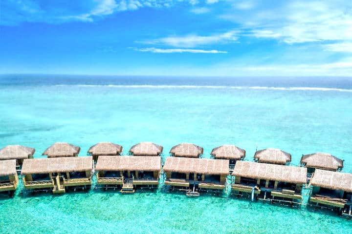 Resorts más románticos del planeta Foto Spa Business