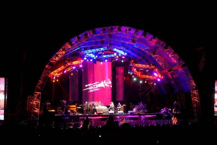 Riviera Maya Jazz Festival Foto El diario de Yucatán