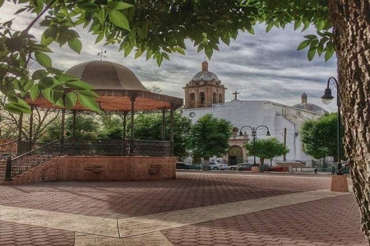 Valle de Allende. Foto Gustavo Carbajal