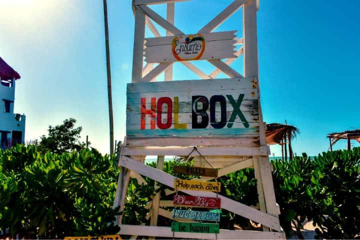 Visitar Holbox en temporada baja Foto Patricia