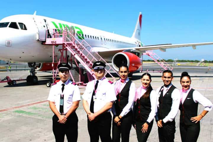 Viva Aerobus se pinta de rosa Foto Noticias IT