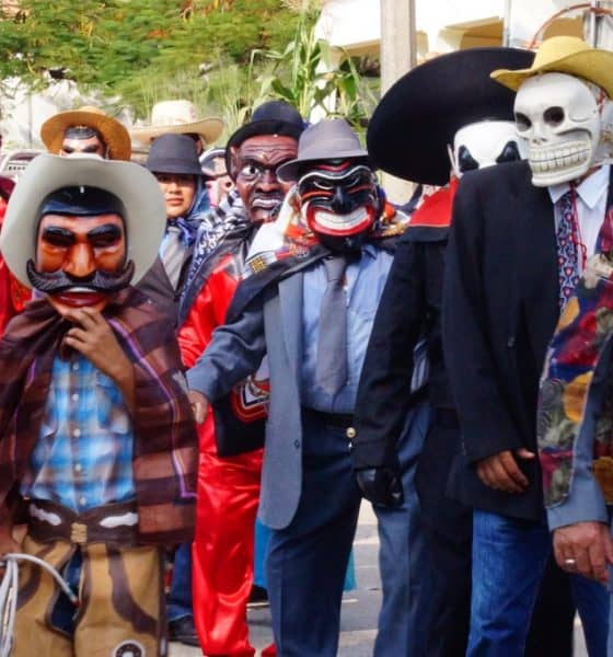 Xantolo, la celebración de Día de Muertos Foto. Wikipedia