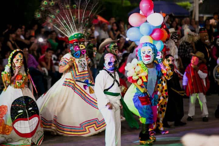 Xantolo la celebración de Día de Muertos Foto Codigo San Luis