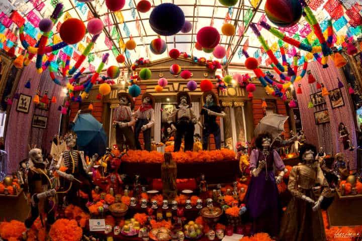 Xantolo la celebración de Día de Muertos Foto La Neta Noicias