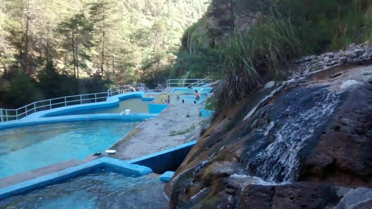 chihuahua aguas termales