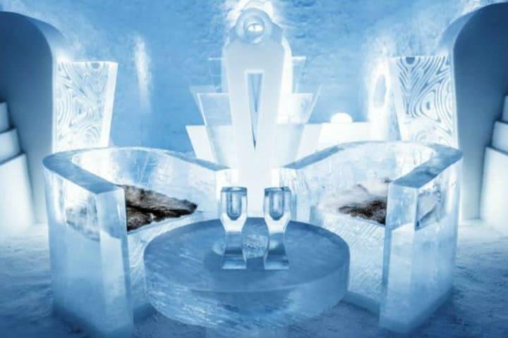 Ice Hotel: El hotel más frío del mundo. Foto El Souvenir