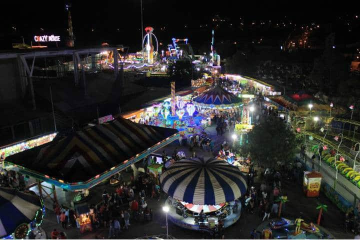 Feria Internacional de Xico. Foto El Souvenir