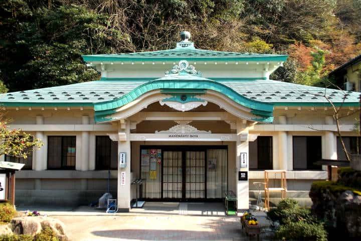 Los mejores onsen de Japón Foto Gérard