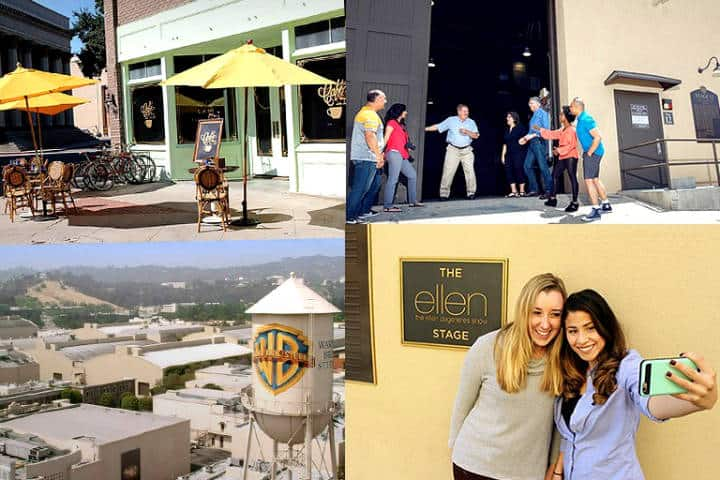 Warner Bros Studio Tour Foto Warner Bros