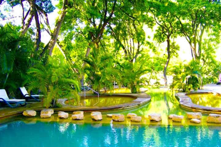Agua Blanca Michoacán Foto Mundo Verde