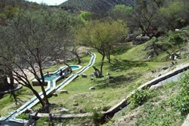 Aguas termales Aconchi. Foto Sonora Querida Fb.