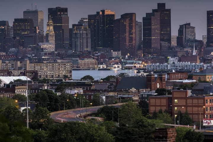 Boston. Foto Bill Damon
