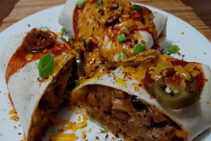 Burritos. Foto jeffreyw