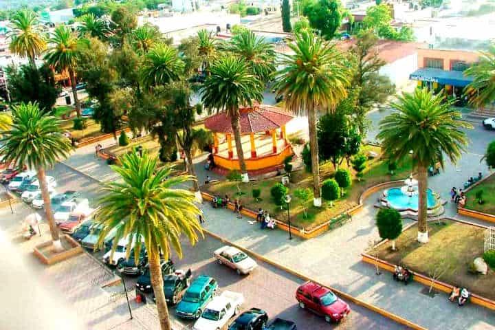 Cómo llegar a Zimapán Foto Independiente de Hidalgo
