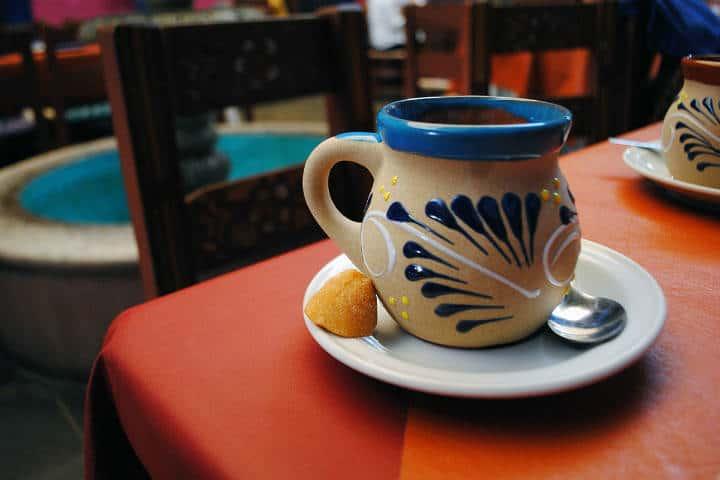 Cafe de Olla Foto Archivo