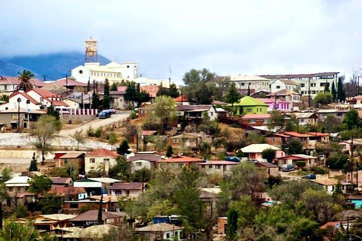 Cananea, Sonora. Johnny Lamb.