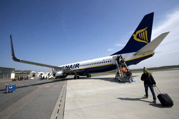 Cancelación de un vuelo Foto Alex Lang