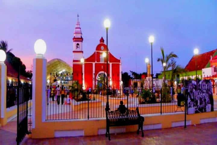 Centro Paliazada. Foto Miguel Monraz