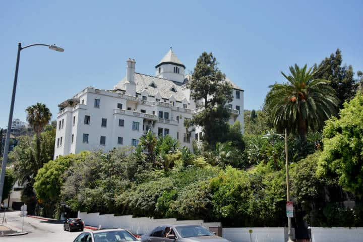 Chateau Marmont Hotel. Foto Francisco Antunes