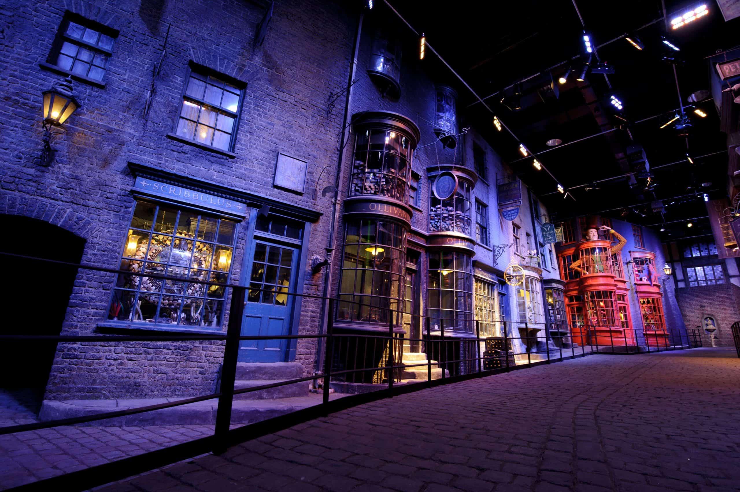 Qué  hacer ne Warner Bros Studio Tour. Foto: Deadline