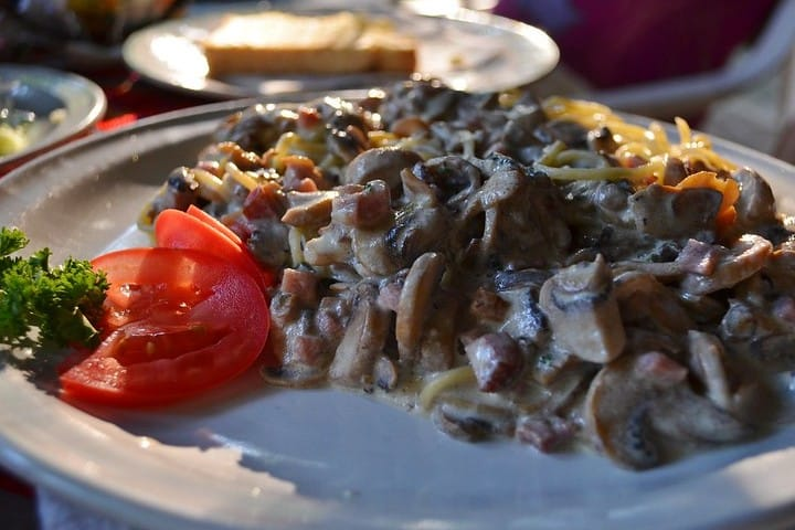 Cocina de palenque