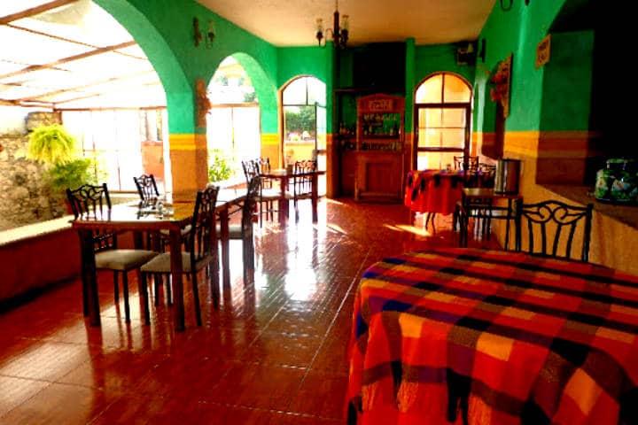 Donde comer en Zimapán Foto Hidalgo