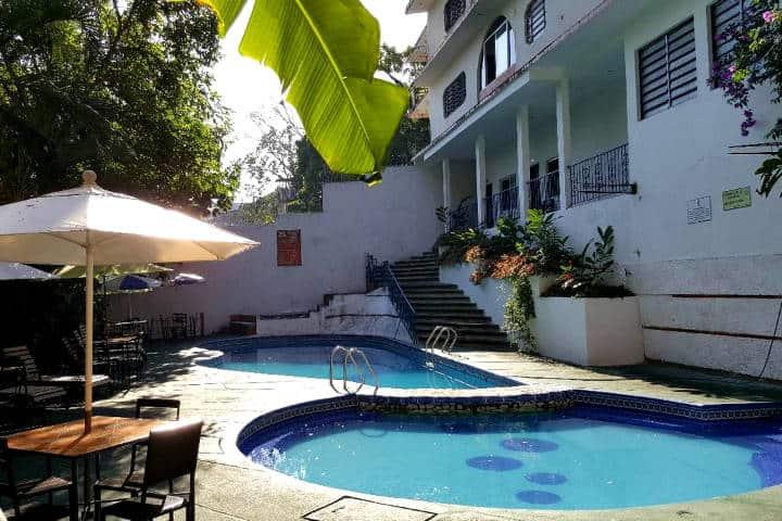 Donde hospedarse en Palenque Foto Hotel Quinta Avenida