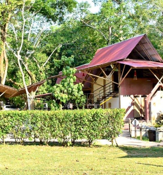 Donde hospedarse en Palenque Foto Kin Balam Cabañas