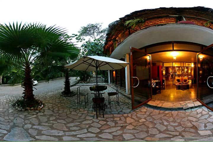 Donde hospedarse en Palenque Foto Yaxkin Hostels