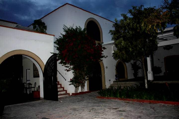 Donde hospedarse en Zimapán Foto Hidalgo