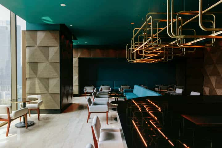 El hotel de gusto francés Foto Sofitel Mexico City 11