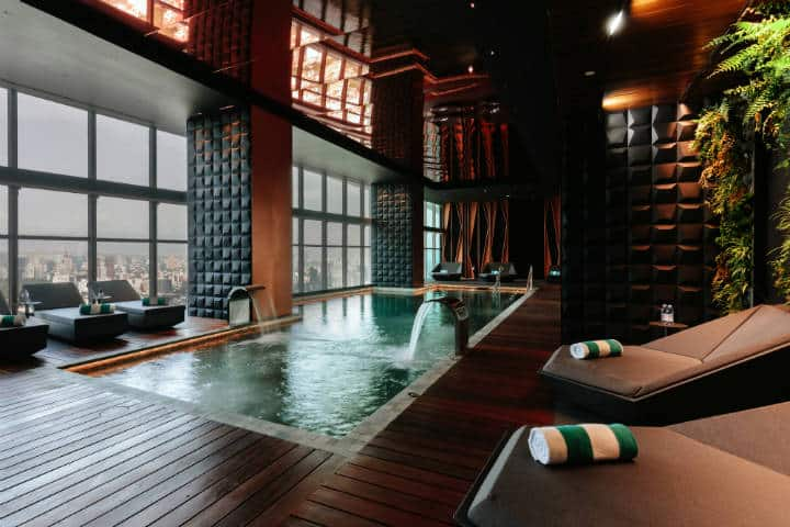 El hotel de gusto francés Foto Sofitel Mexico City 14