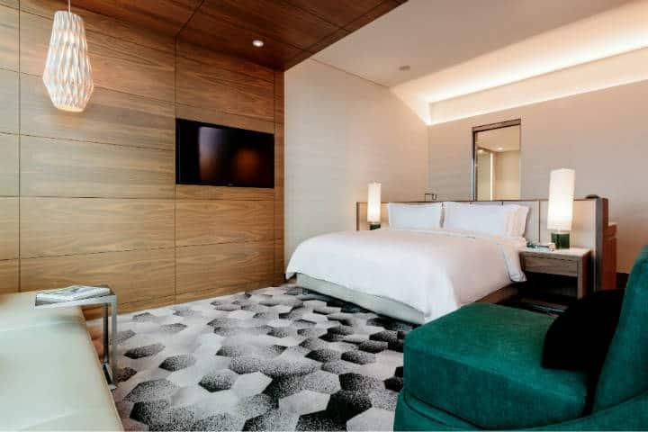 El hotel de gusto francés Foto Sofitel Mexico City 9