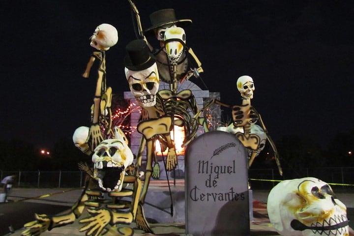 Feria de Aguascalientes. Foto Marco Venegas.