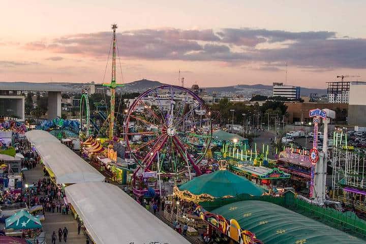 Actividades Feria de León