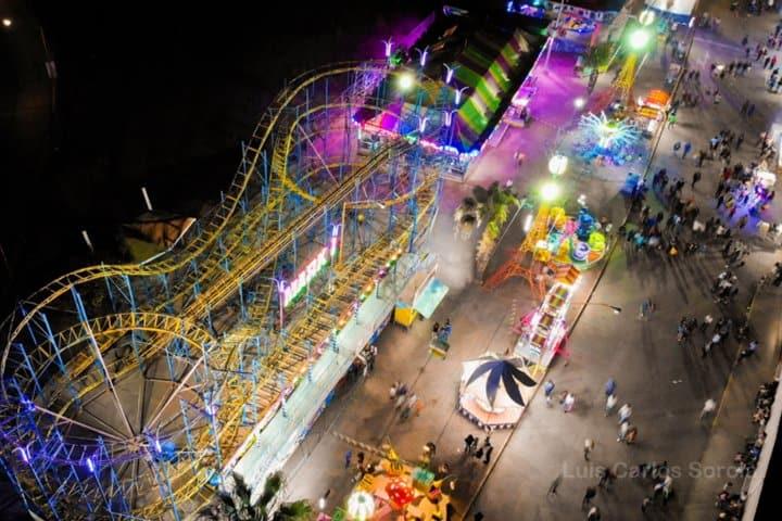 Feria de San Marcos. Foto Carlos Sorola.