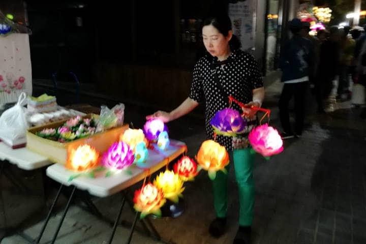 Festival de las linternas en Seúl 26